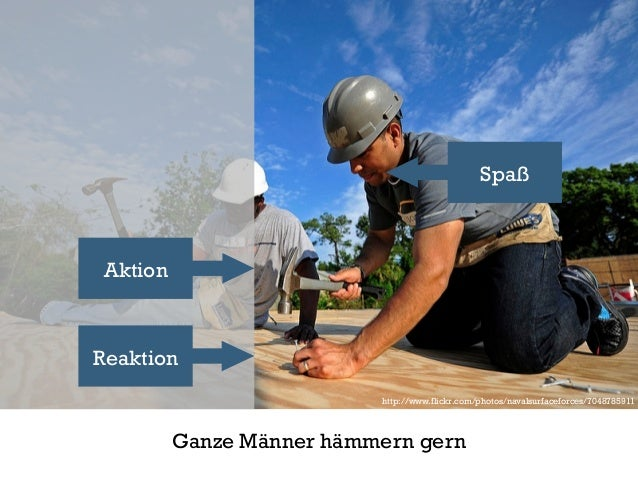 Wie der Hammer fällt - Mobile Web Performance aus Nutzersicht Slide 2