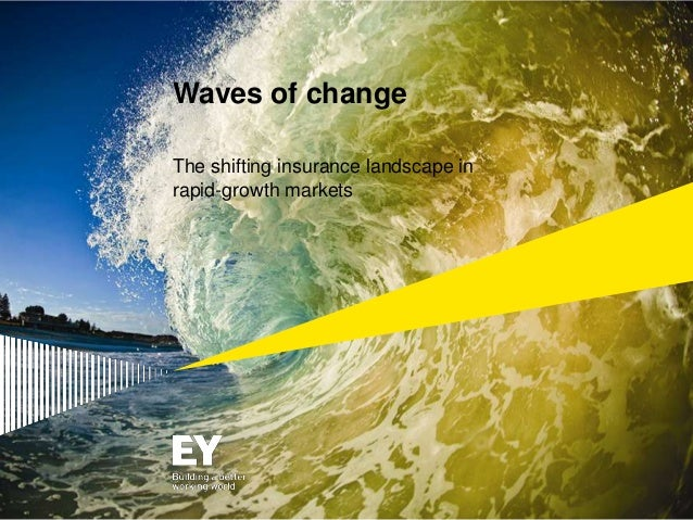 Waves of change The shifting insurance landscape in rapid-growth markets