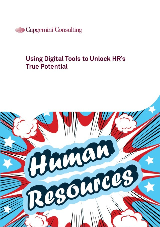 Using Digital Tools to Unlock HR's True Potential