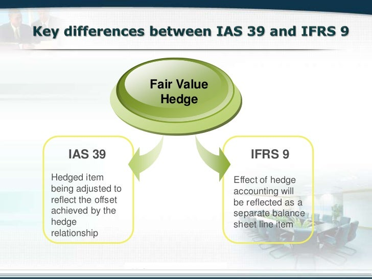 fair value accounting in ifrs financial The fair value option is the alternative for a business to record its financial instruments at their fair values  gaap allows this treatment for the following items.