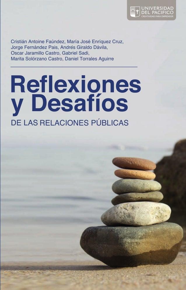 Otros títulos publicados en esta colección  Metodología de Casos (2008) Escuela de Relaciones Públicas, Universidad del P...