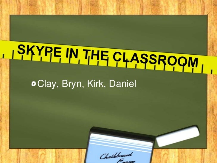 Clay, Bryn, Kirk, Daniel