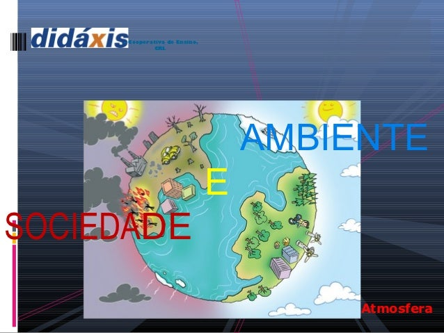 .– Cooperativa de Ensino,               CRL                                     AMBIENTE                                 E...