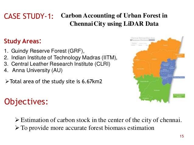 forestry applications radar tree height estimation