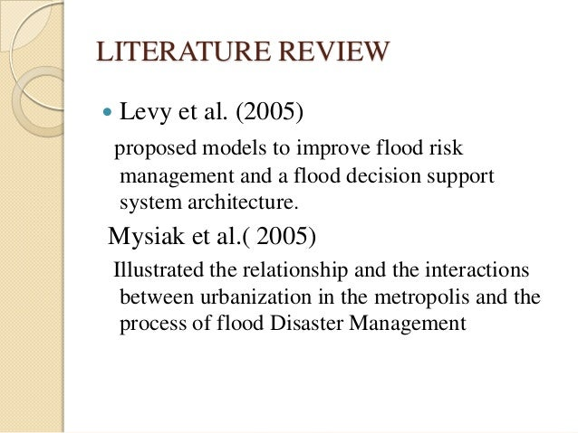 research and review into crisis management mitigating disaster The interdisciplinary nature and divergent research interests in emergency management emergency management and disaster mitigation on crisis management.