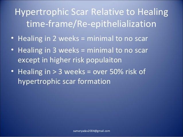 scar management - nonsurgical Slide 3