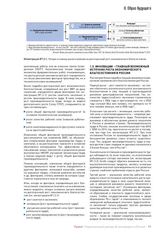 12 Проект 0 0 10 20 30 40 41 50 По экономике в целом За вычетом добывающего сектора 60 20 40 Продуктывысоко- квалифиц.труд...