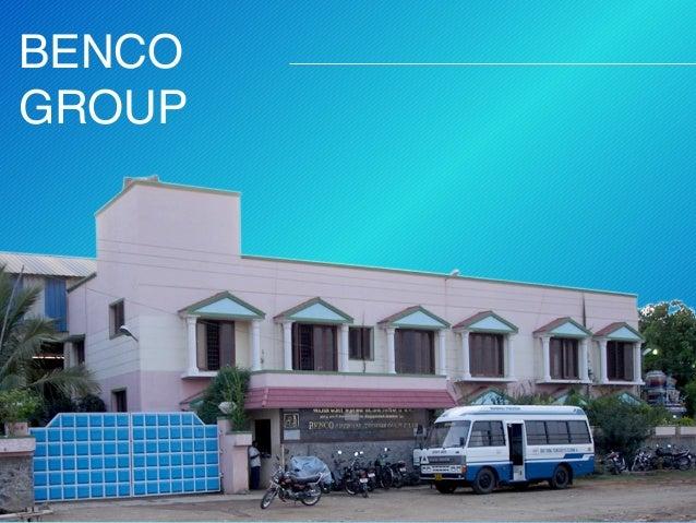 BENCO GROUP