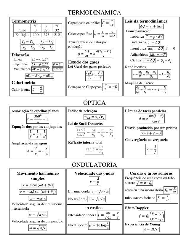 Muitas vezes 132 formulas de fisica rc OB02
