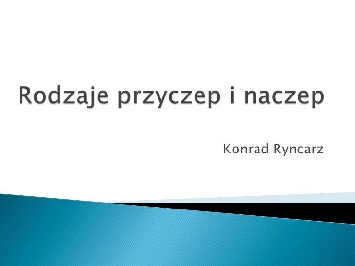 Konrad Ryncarz