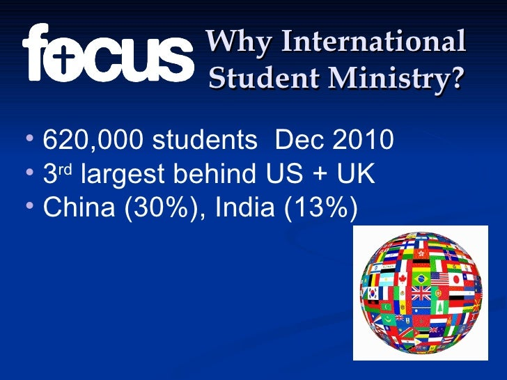 IFES WA'11 Ministry Forums: International Student Ministry (2)