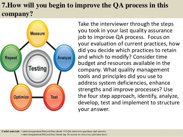 12 - Qa Interview Questions And Answers Quality Assurance Interview