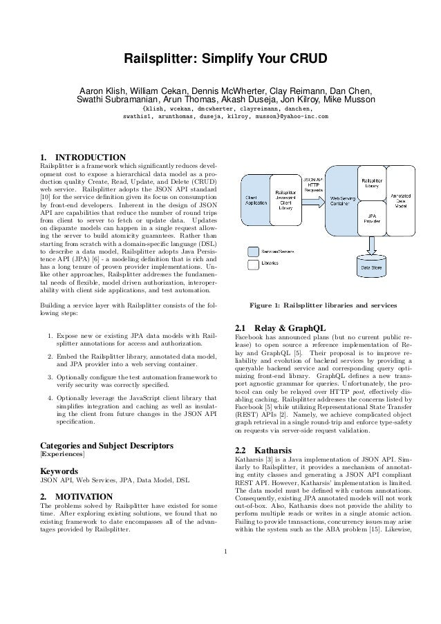 Jpa Specification 2.0 Pdf