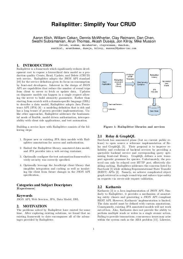 Jpa Specification 2.0 Pdf