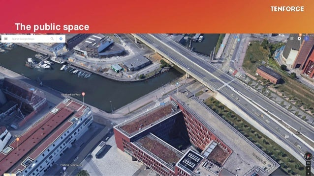 The public space