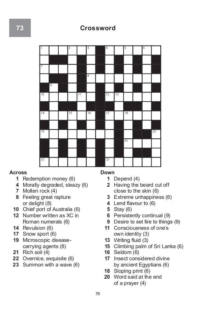 ... 77.  sc 1 st  SlideShare & Huge book-of-puzzels 25forcollege.com
