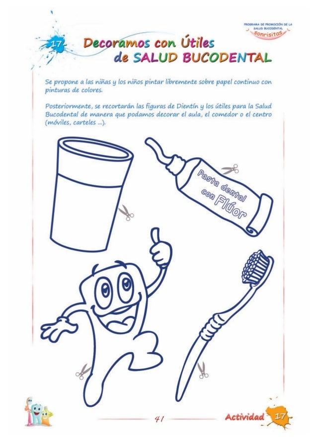 Excepcional Colorear El Mes De La Salud Dental Ideas - Ideas Para ...