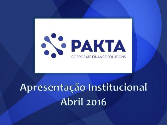 Suportar acionistas de médias e grandes organizações na busca de estruturas financeira, de capital e de governança corpora...