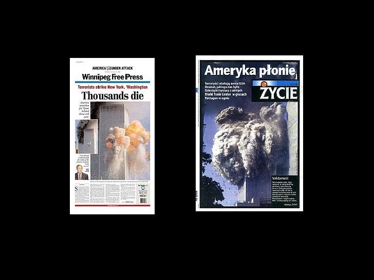 11.09.2001 FRONTPAGES Slide 42