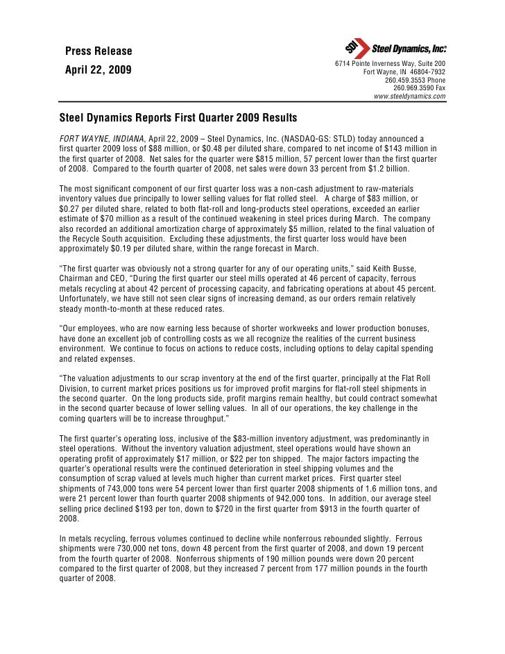Press Release                                                                                  6714 Pointe Inverness Way, ...