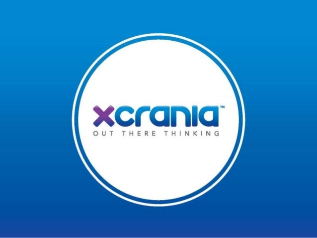 Xcrania was developed  after a review of IT  infrastructure showed  generally poor,  inconsistent and insecure  systems.