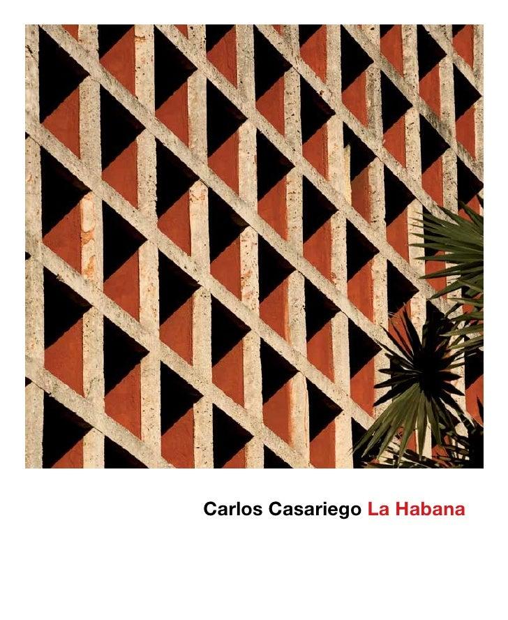 Carlos Casariego La Habana