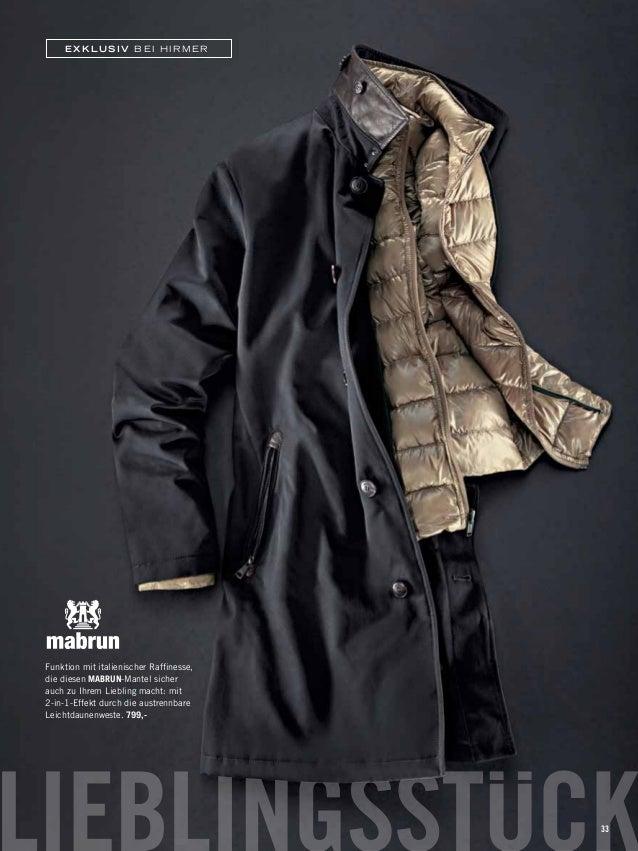 Mabrun mantel herren