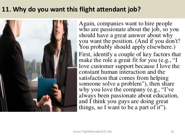 why do i want to be a flight attendant essay