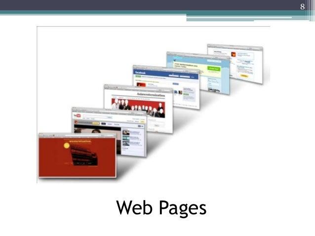 www website webpage
