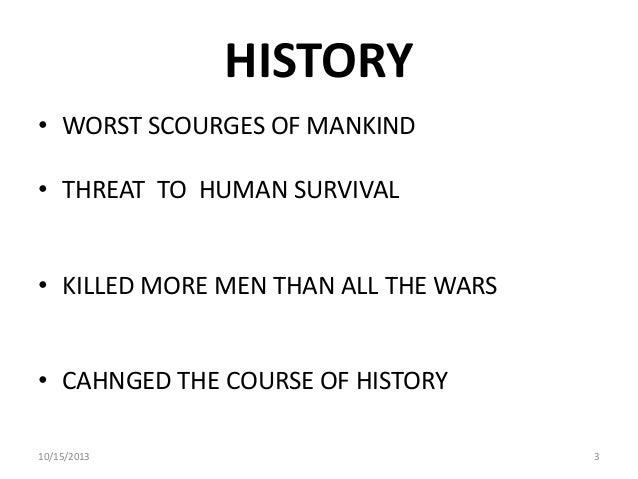 Infectious Disease Epidemiology Slide 3