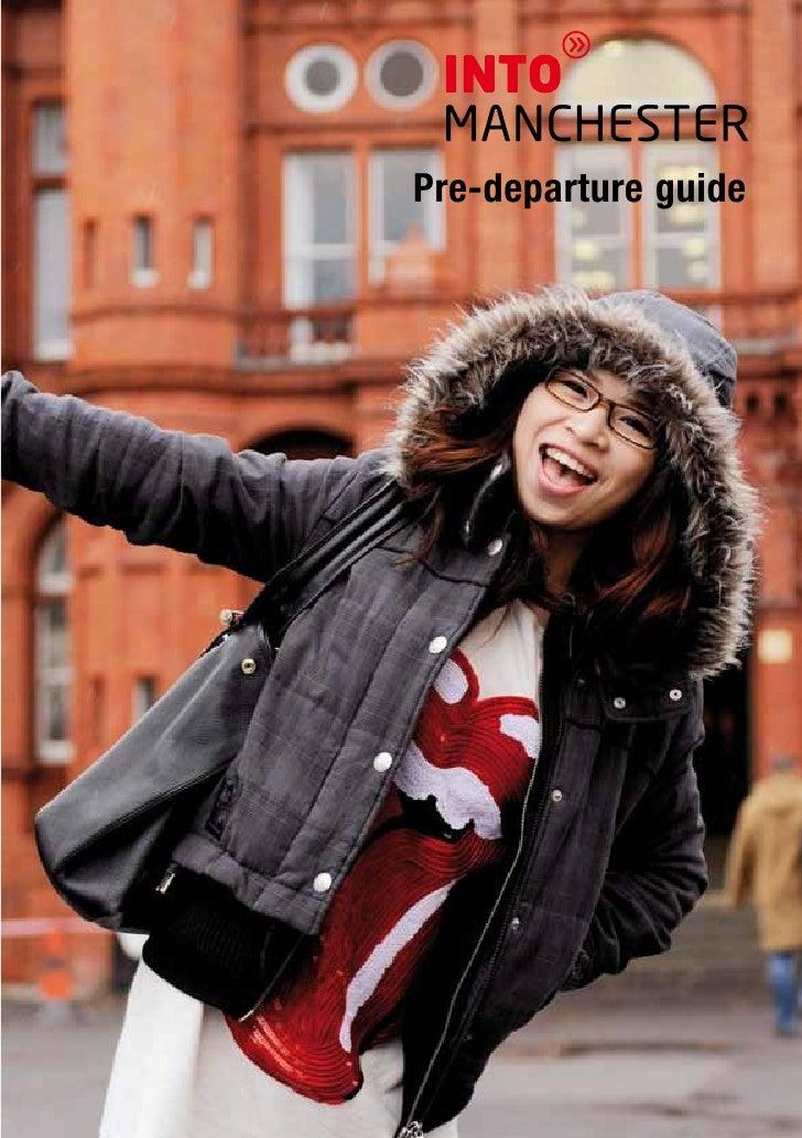 Pre-departure guide