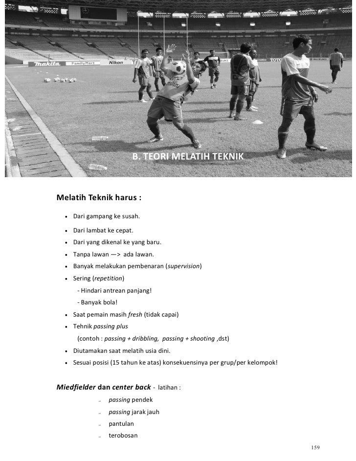 Kurikulum Sepak Bola Indonesia bag. 2