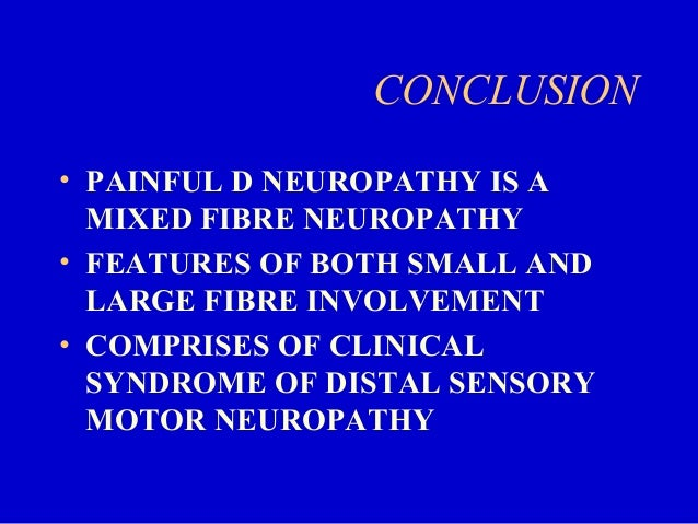 1362575593 Genesis And Mgt Of Paifull Neuropathy