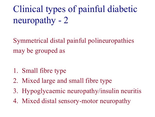 1362576547 Painful Neuropathy Syndrome New Treatments Akdskk