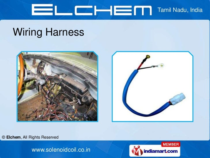 Wiring Harnes Meaning In Tamil