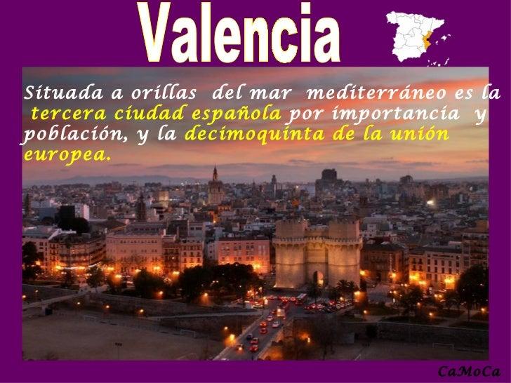 MARAVILLAS DE VALENCIA