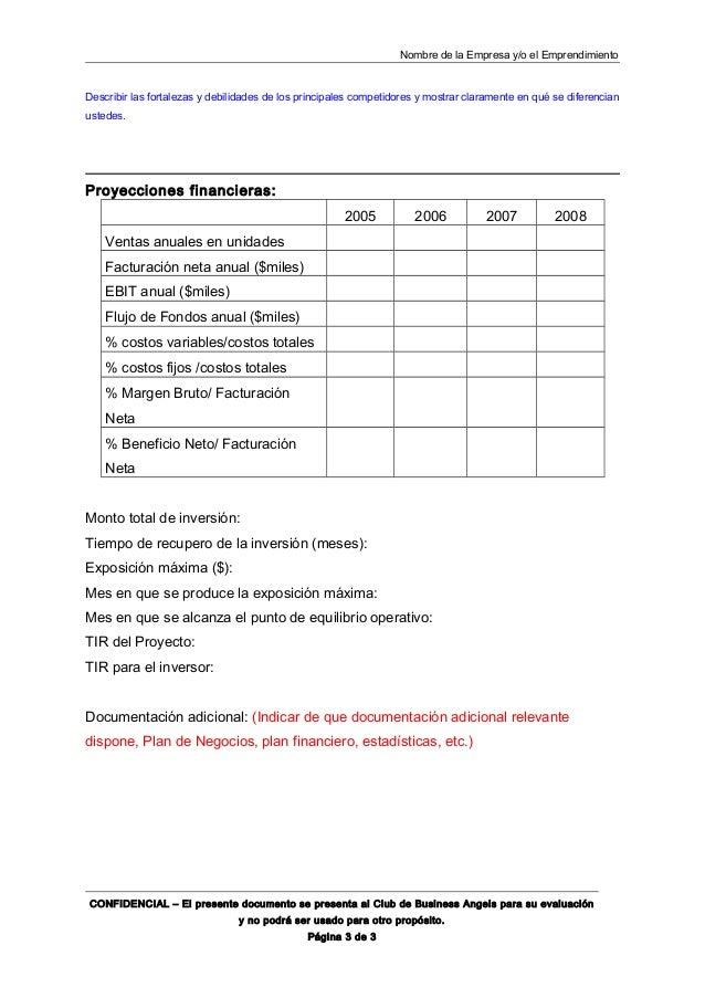 Modelo de Resumen Ejecutivo IAE Slide 3