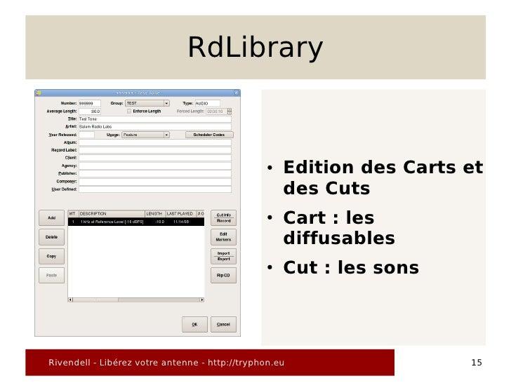 RdLibrary                                                   ●   Edition des Carts et                                      ...