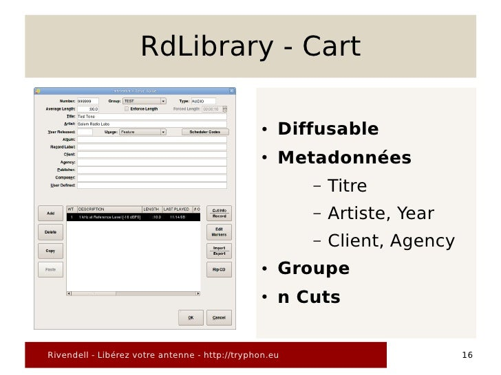 RdLibrary - Cart                                                  ●   Diffusable                                          ...