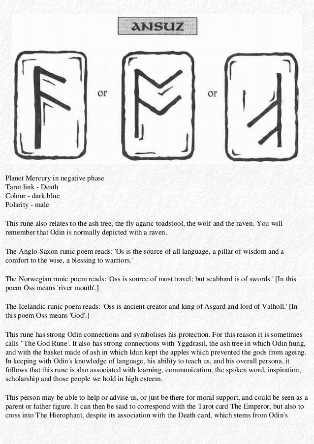 13795290 A Beginners Guide To Rune Stones
