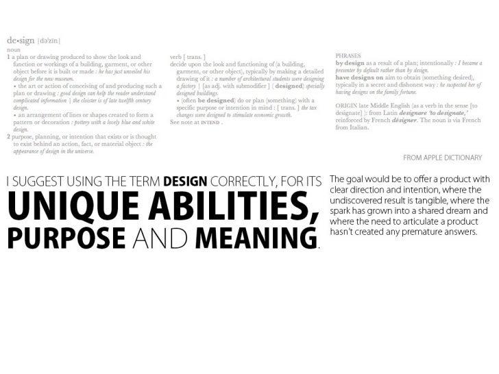 Designing identities Slide 3