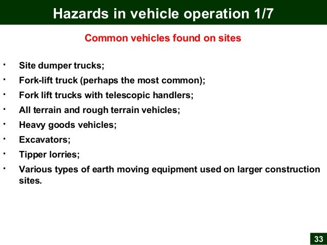 6 Mechanical Handling Hazards 138148015055350 Os