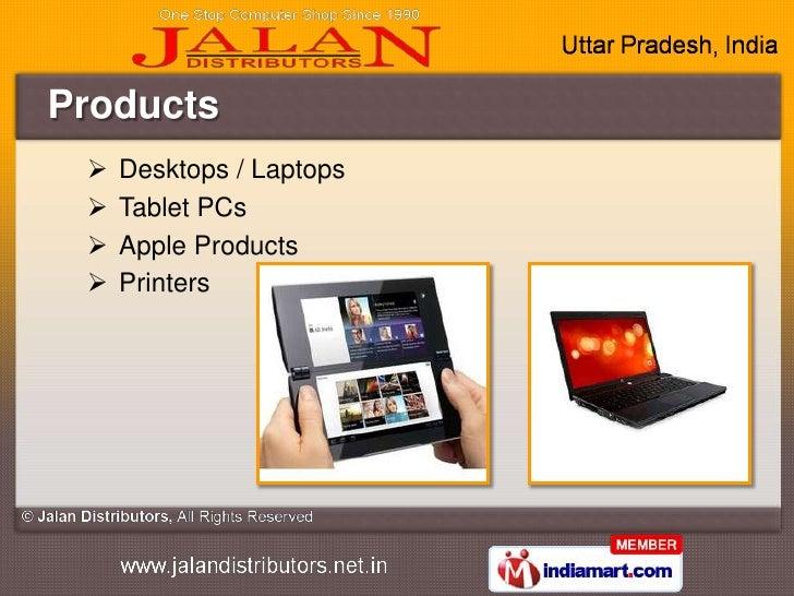 Jalan Distributors Uttar Pradesh India