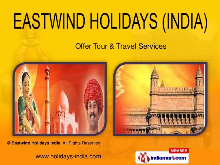 Offer Tour & Travel Services<br />