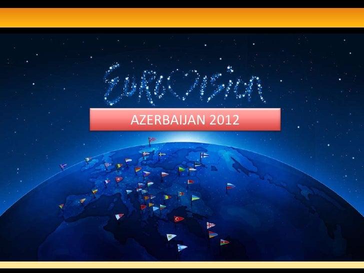 AZERBAIJAN 2012