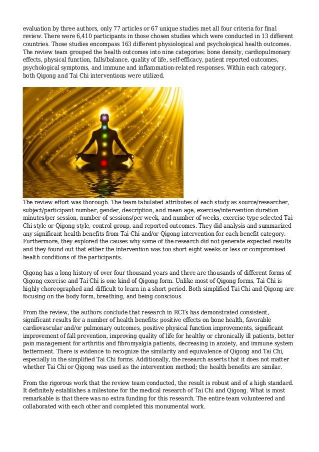 Benefits of qi gong | Qigong, Chinese medicine, Tai chi
