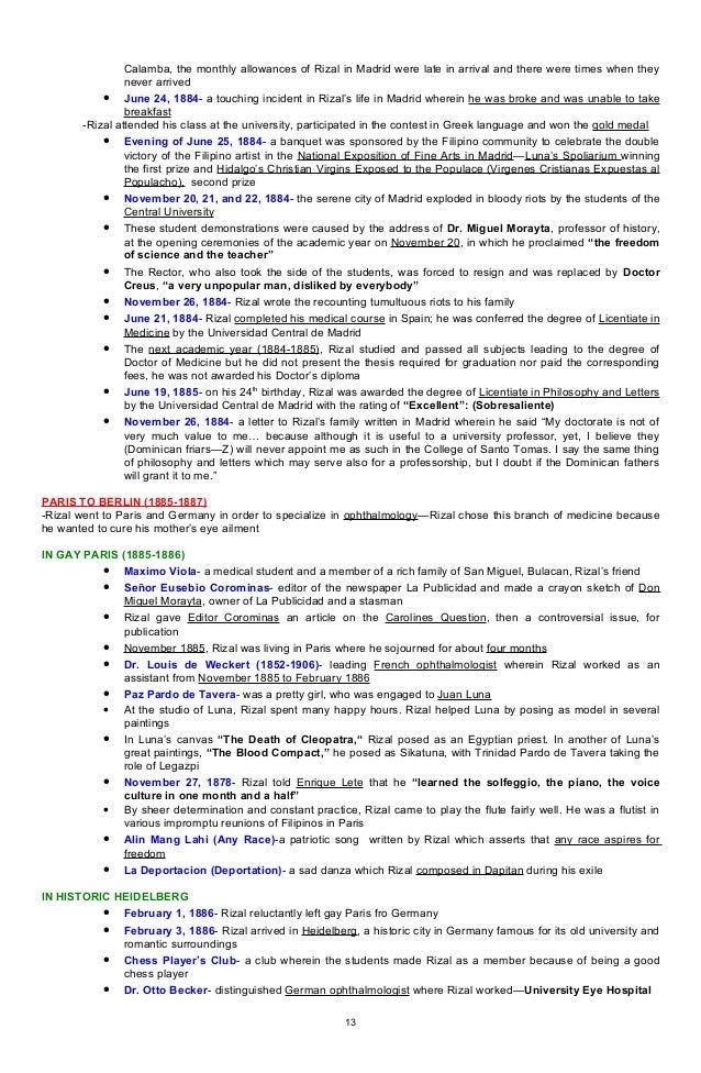 all essay of rizal 250000 free life of jose rizal papers & life of jose rizal essays at #1 essays bank since 1998 biggest and the best essays bank life of jose rizal essays, life of jose rizal papers, courseworks, life of jose rizal term papers, life of jose rizal research papers and unique life of jose rizal.