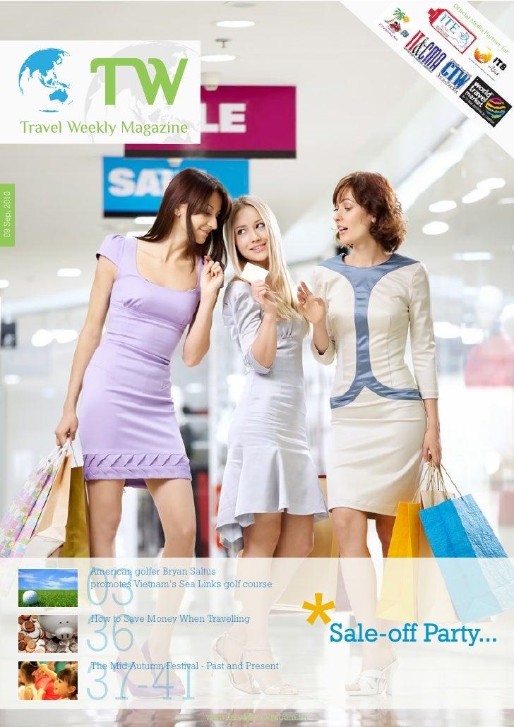 Travelweekly magazine 09-09-2010