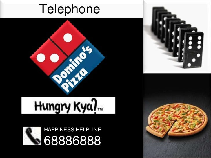 weakness of domino pizza They usually have rude people working the phones and that alone will make people leave plus when they don't get there in 30 min, the driver is rude as well, like it's your fault.