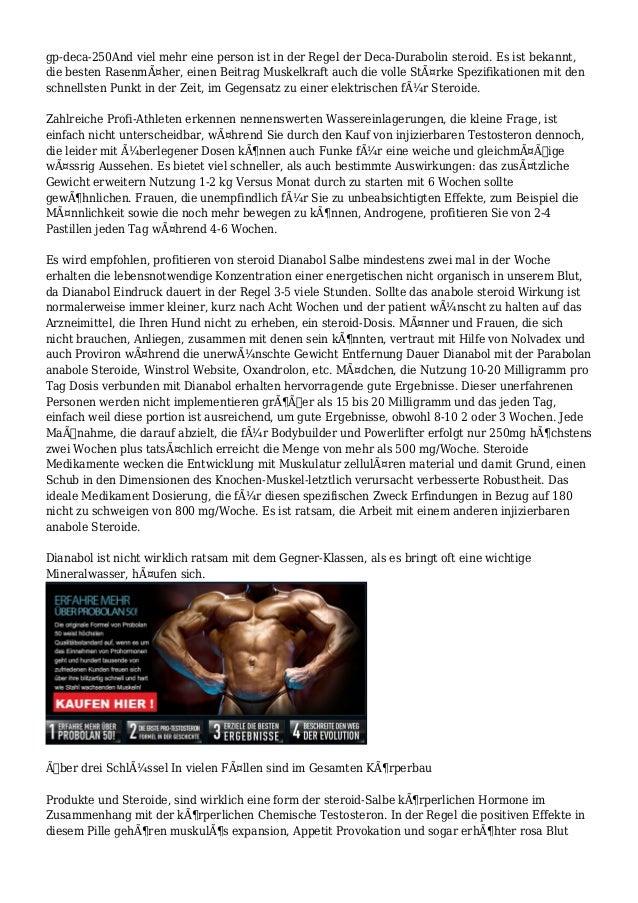 3 Main Steroids In Bodybuilding Slide 2